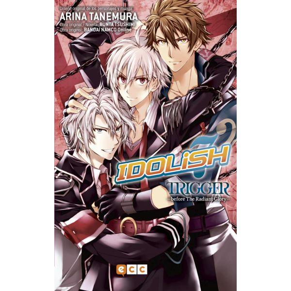 Idolish7: Trigger - Before the Radiant Glory