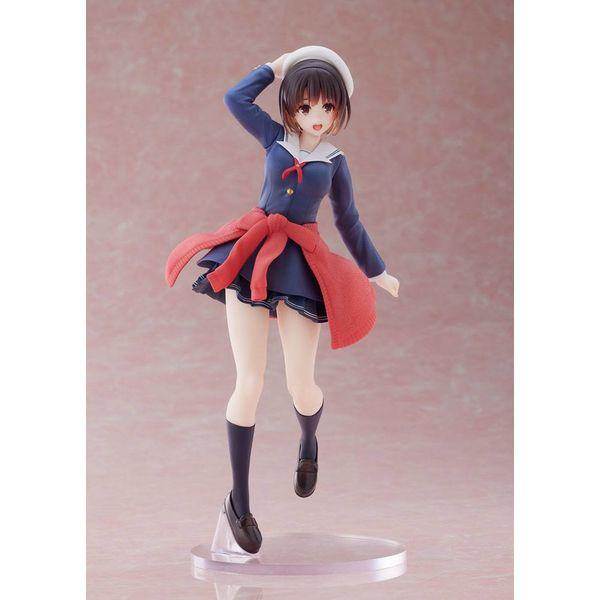 Figura Megumi Kato Uniform Version Saekano How to Raise a Boring Girlfriend Coreful