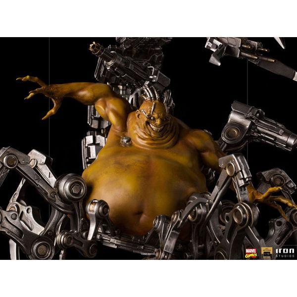 Estatua Mojo X Men Marvel Comics BDS Art Scale