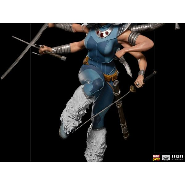 Estatua Spiral X Men Marvel Comics BDS Art Scale