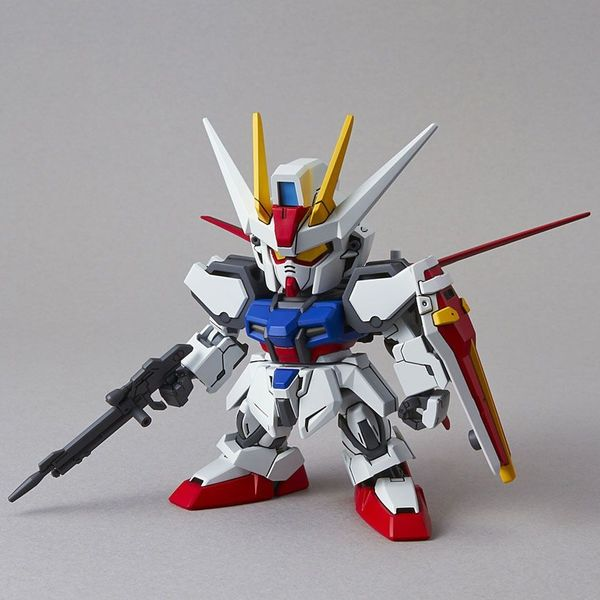 Model Kit Aile Strike Gundam SD EX STD 002