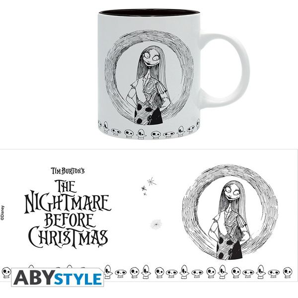 Sally Mug Nightmare Before Christmas