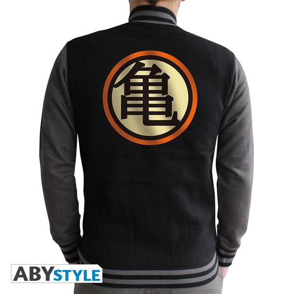 Turtle Kanji Jacket Dragon Ball Z