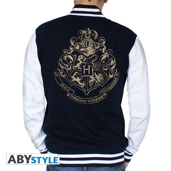 Chaqueta Hogwarts Logo Harry Potter