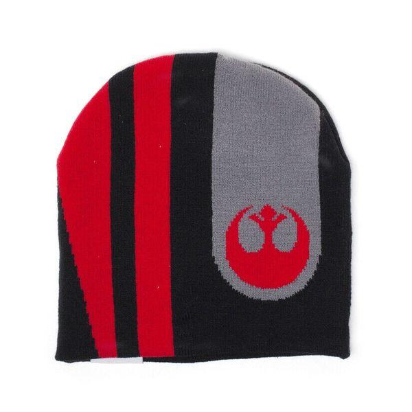 Gorro Beanie Resistencia Red Logo Star Wars VII El Despertar de la Fuerza