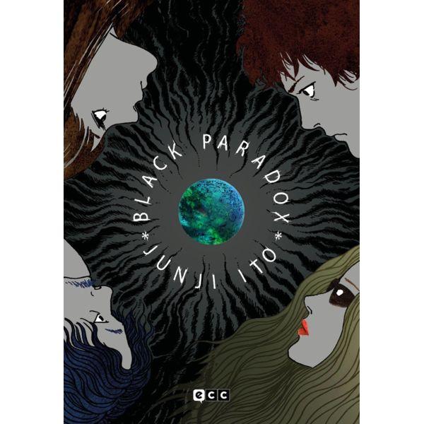 Black Paradox Flexibook Manga Oficial Ecc Ediciones