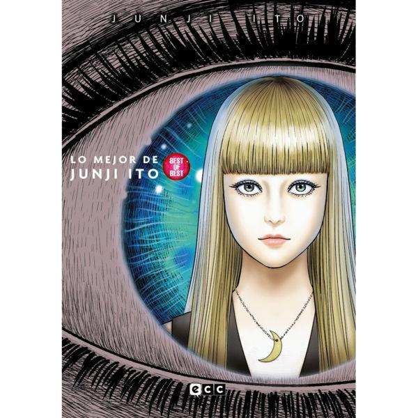 Lo Mejor de Junji Ito Flexibook Manga Oficial Ecc Ediciones (spanish)