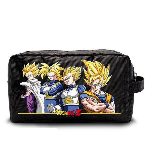 Super Saiyans Toilet Bag Dragon Ball Z