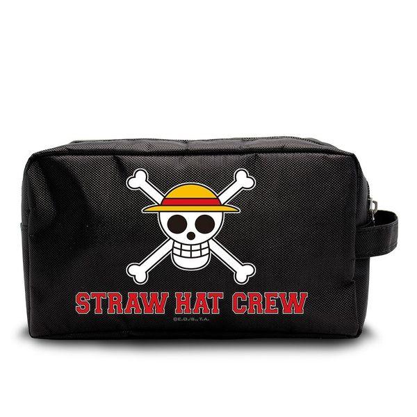 Straw Hat Crew Toilet Bag One Piece