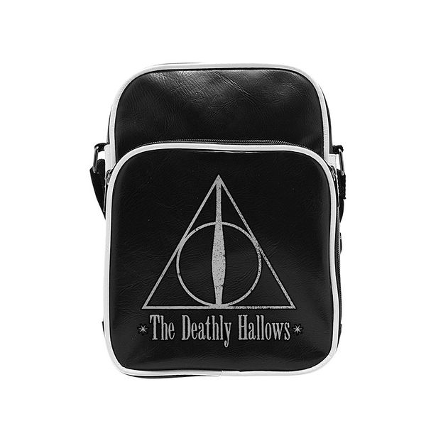 Deathly Hallows Messenger Bag Harry Potter