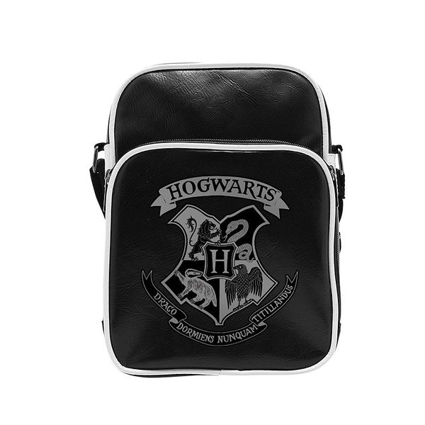 Hogwarts Logo Messenger Bag Harry Potter