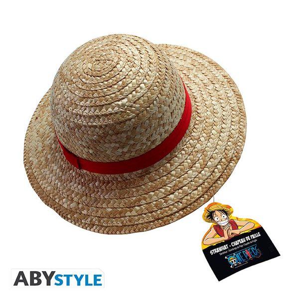 Sombrero de Paja Monkey D Luffy One Piece