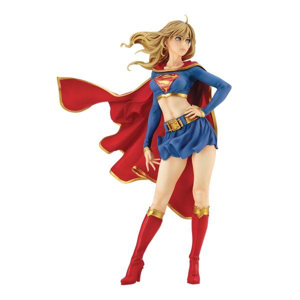 Figura Supergirl Returns DC Comics Bishoujo