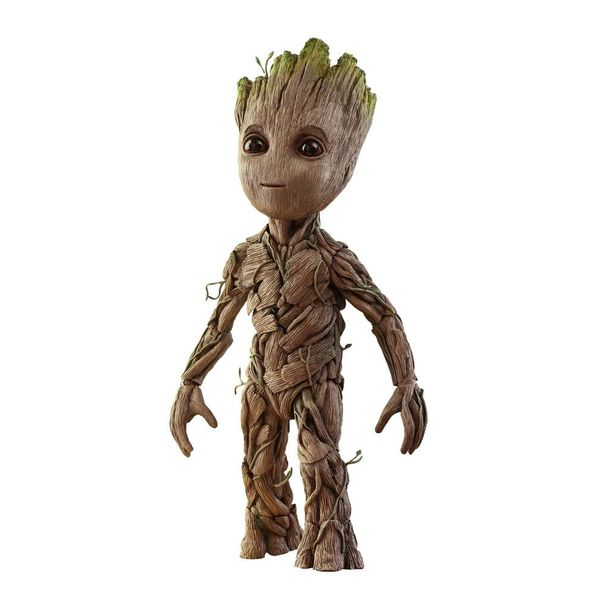 Figura Groot Masterpiece Guardianes de la Galaxia Vol. 2