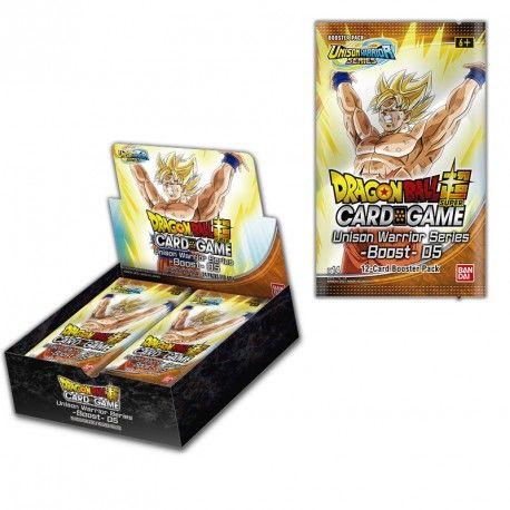 Dragon Ball Super CARD GAME TCG Unison Warrior Series Set 05 (English)