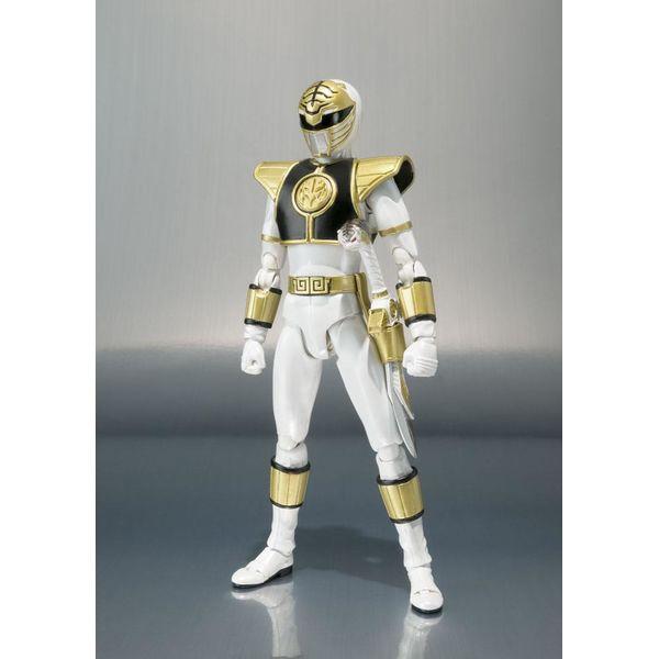SH Figuarts White Ranger Mighty Morphin Power Rangers