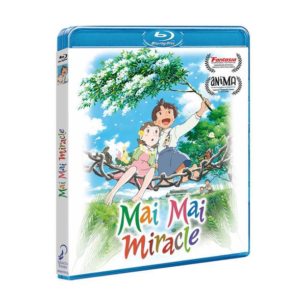 Mai Mai Miracle Bluray