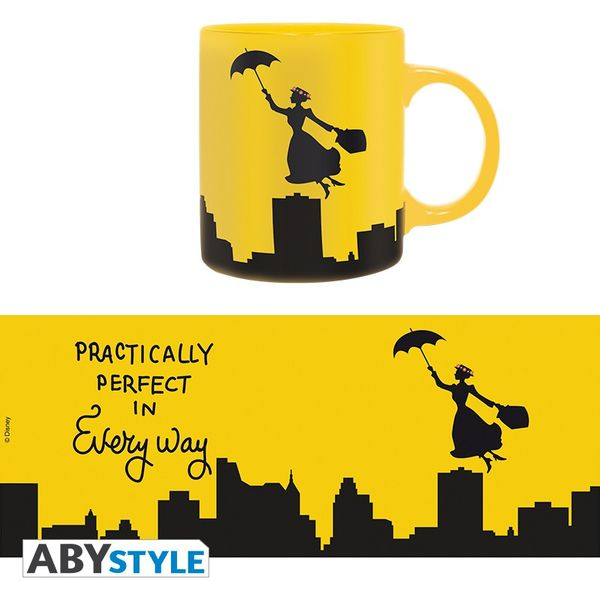 Practically Perfect Mug Mary Poppins Disney
