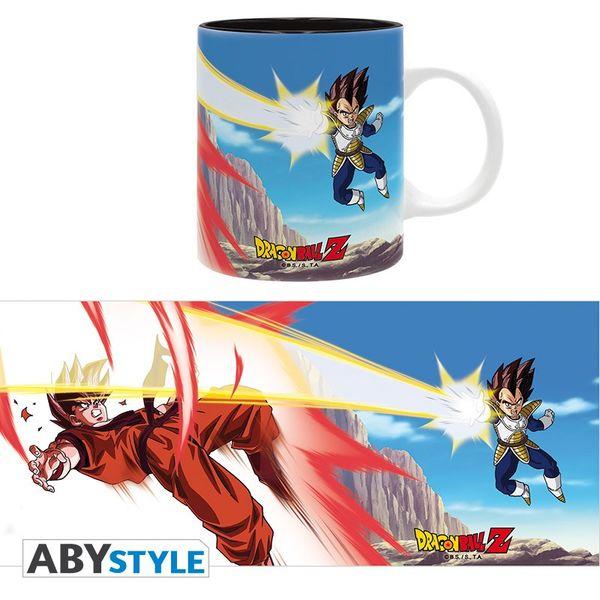 Goku VS Vegeta Mug Dragon Ball Z