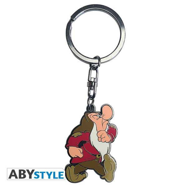 Grumpy Keychain Snow White Disney