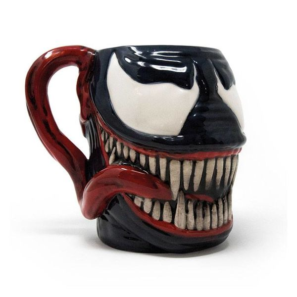 Taza 3D Venom Marvel Comics
