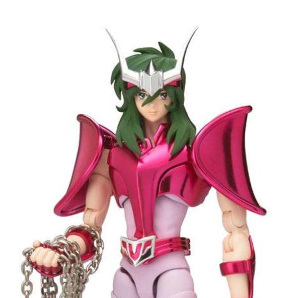 Shun of Andromeda V2 Revival Version Myth Cloth EX Saint Seiya