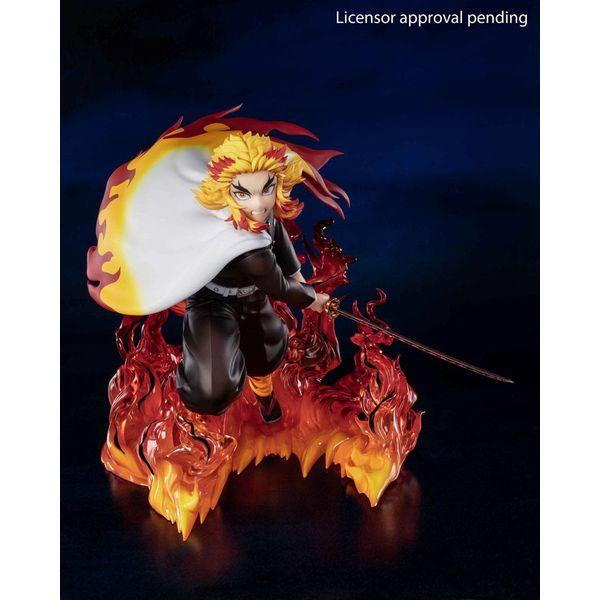 Kyojuro Rengoku Flame Hashira Figuarts Zero Kimetsu no Yaiba