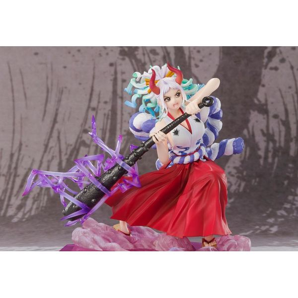 Yamato Raimei Hakke Extra Battle Figuarts Zero One Piece