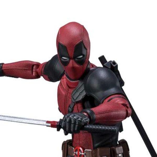 Deadpool SH Figuarts Marvel Comics