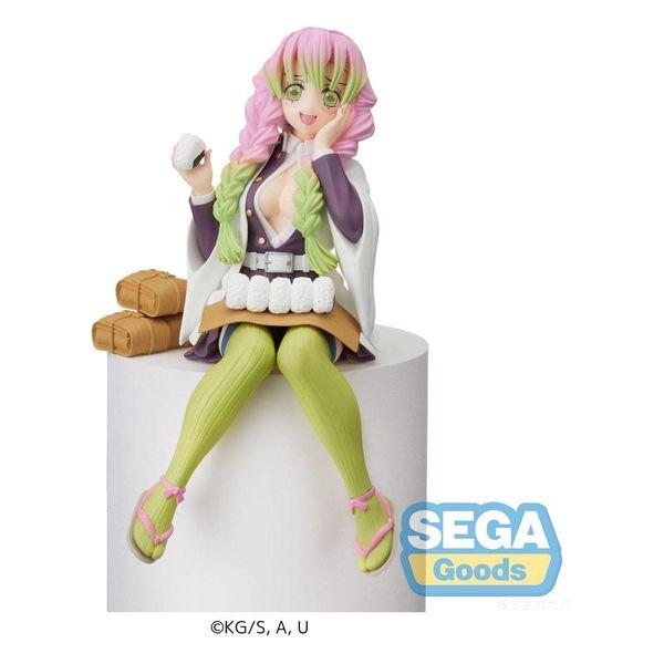Mitsuri Kanroji Figure Kimetsu no Yaiba Premium Chokonose Figure