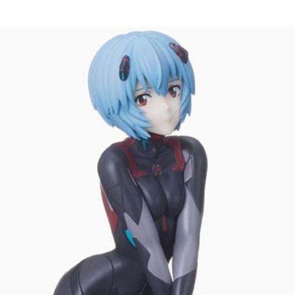 Rei Ayanami Figure Evangelion Thrice Upon a Time SPM Vignetteum