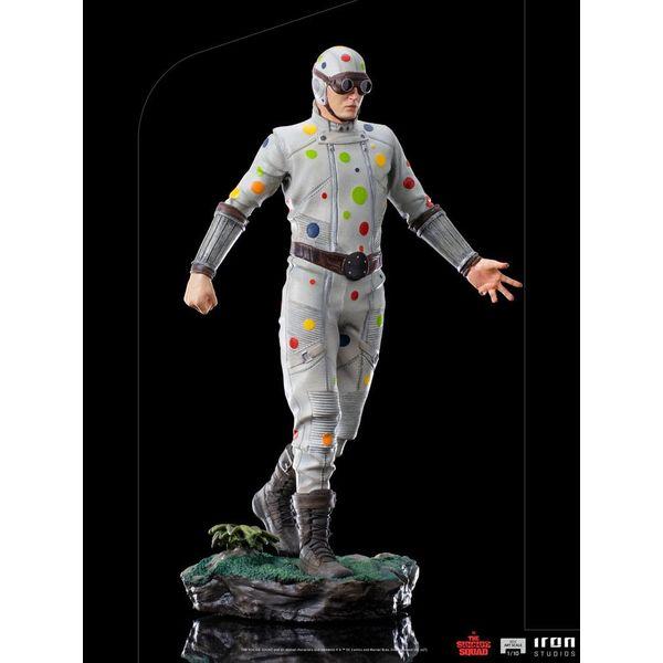 Polka Dot Man Statue Suicide Squad DC Comics BDS Art Scale