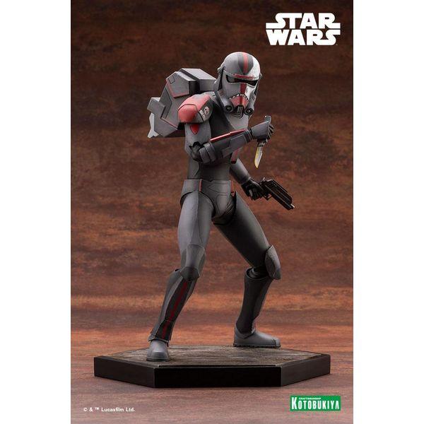 Hunter Figure Star Wars The Bad Batch ARTFX