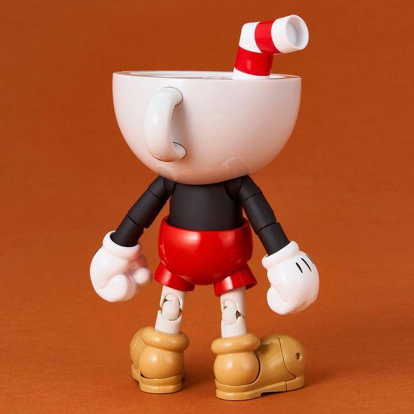 Cuphead Figure Cuphead Sentinel