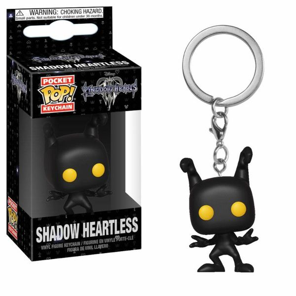 Llavero Shadow Heartless Kingdom Hearts POP!