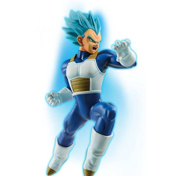 Figura Vegeta SSGSS Battle Dragon Ball Super