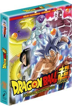 Box 10 Dragon Ball Super Collector's Edition 2BR + Book 13 episodes Bluray