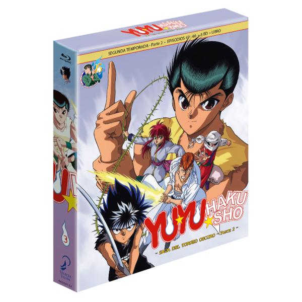 Yu Yu Hakusho Box 3 Bluray