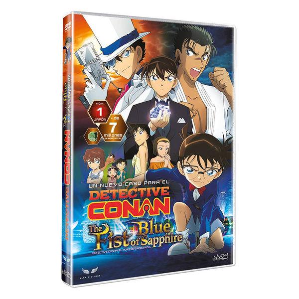 Detective Conan The Fist of Blue Sapphire DVD