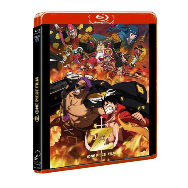 One Piece Z Bluray
