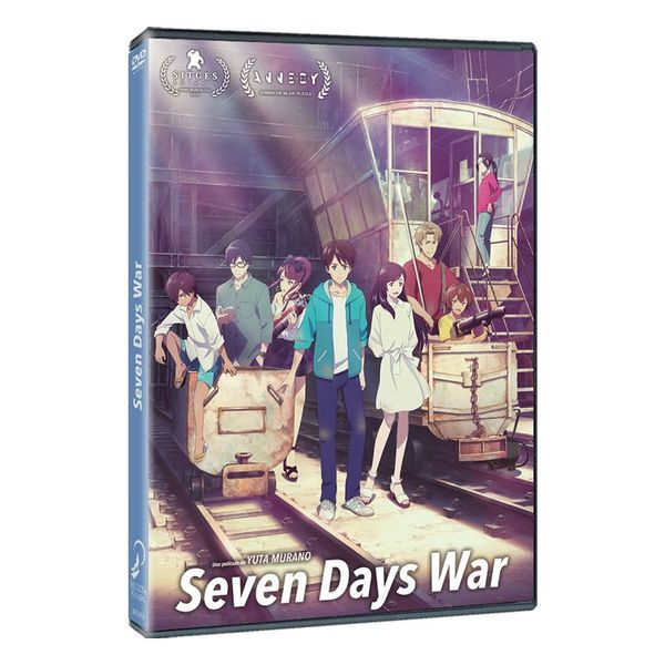Seven Days War DVD
