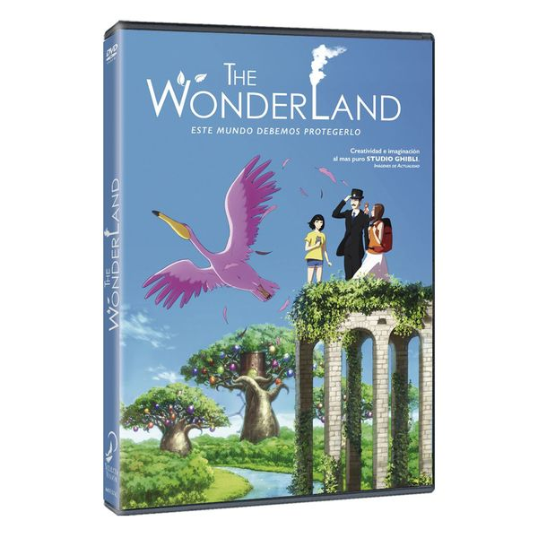 The Wonderland DVD