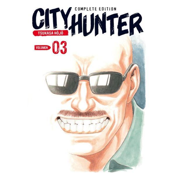 City Hunter #03 Manga Oficial Arechi Manga