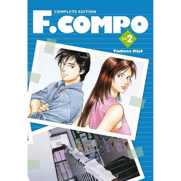 Family Compo #02 Manga Oficial Arechi Manga