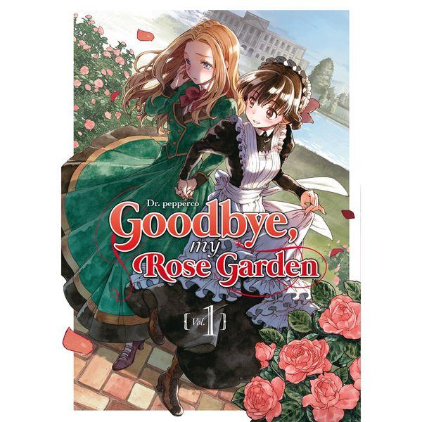 Goodbye My Rose Garden #01 Manga Oficial Arechi Manga