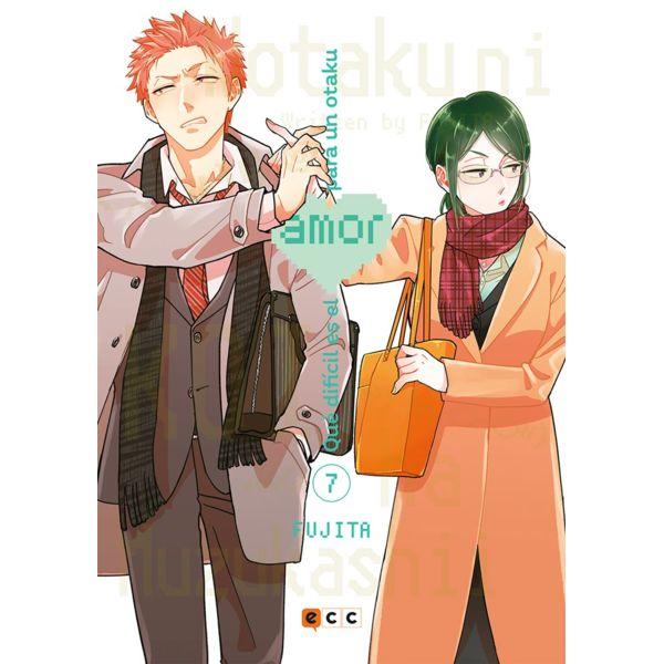 Qué difícil es el amor para un otaku #07 (spanish) Manga Oficial ECC Ediciones
