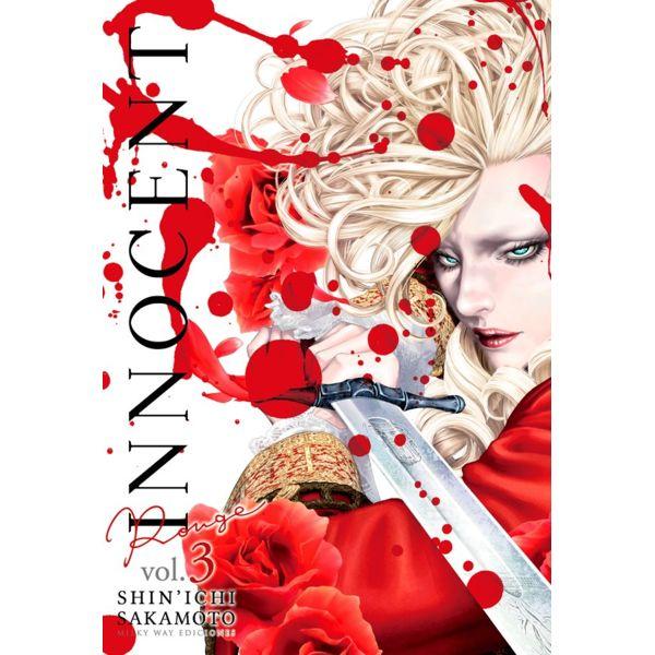Innocent Rouge #03 Manga Oficial Milky Way Ediciones