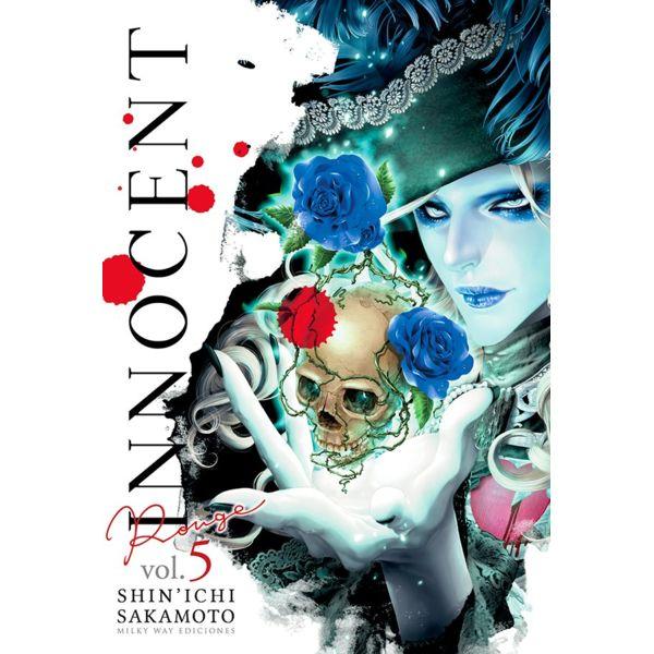 Innocent Rouge #05 Manga Oficial Milky Way Ediciones (spanish)