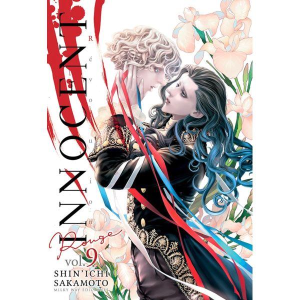 Innocent Rouge #09 Manga Oficial Milky Way Ediciones