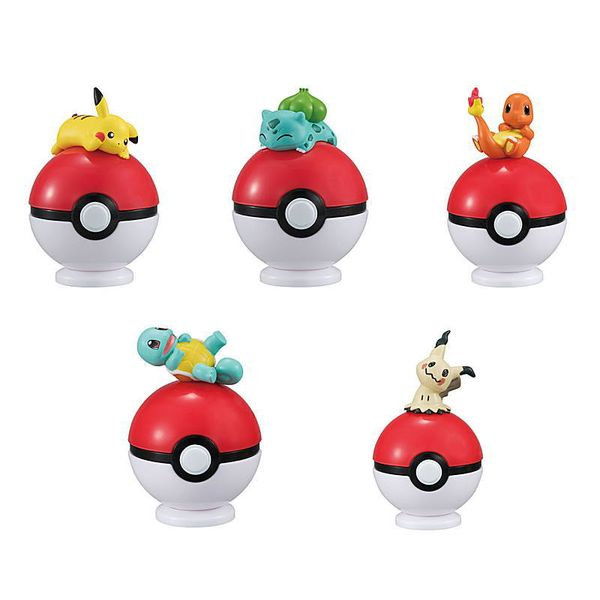Pokémon Random Gashapon Tamanori Collection Vol. 2